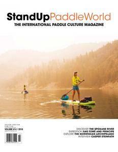 Stand Up Paddle World  - July 2018