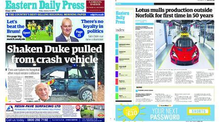 Eastern Daily Press – January 18, 2019