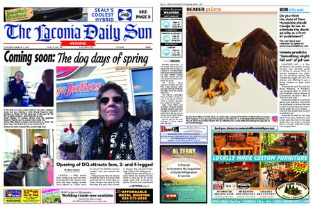 The Laconia Daily Sun – March 02, 2019