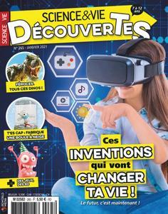 Science & Vie Découvertes - janvier 2021