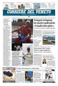 Corriere del Veneto Vicenza e Bassano - 5 Agosto 2018