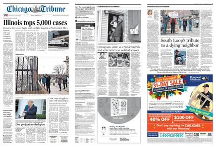 Chicago Tribune – March 31, 2020