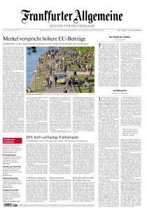 Frankfurter Allgemeine Zeitung - 24 April 2020