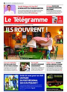 Le Télégramme Ouest Cornouaille – 09 juin 2021
