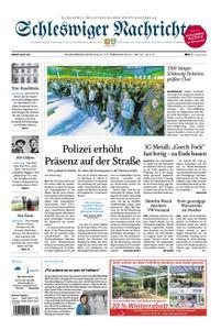 Schleswiger Nachrichten - 09. Februar 2019