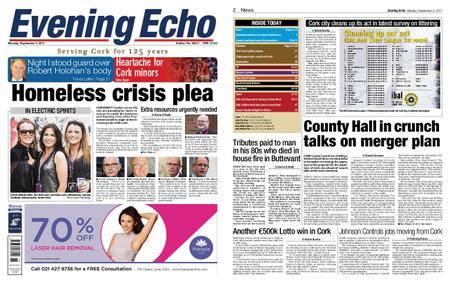 Evening Echo – September 04, 2017
