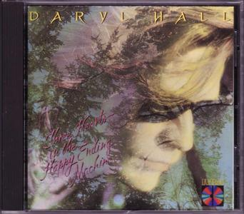 Daryl Hall - Three Hearts In The Happy Ending Machine (1986) {Japan for USA}