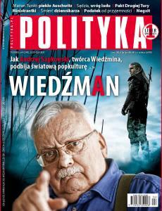 Tygodnik Polityka • 22 stycznia 2020