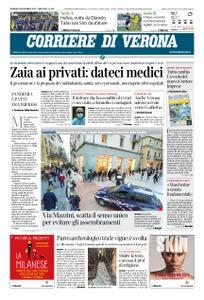 Corriere di Verona – 08 novembre 2020