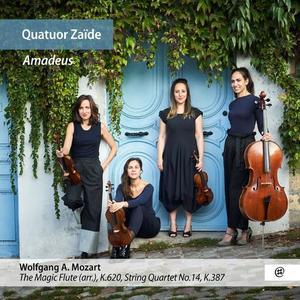 Quatuor Zaïde - Amadeus (2019)