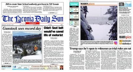 The Laconia Daily Sun – January 23, 2020