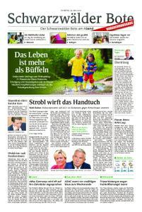 Schwarzwälder Bote Hechingen - 28. Mai 2019