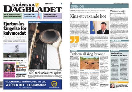 Skånska Dagbladet – 26 mars 2019