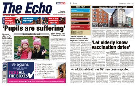 Evening Echo – February 16, 2021