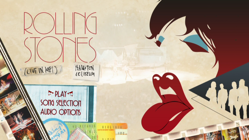 The Rolling Stones - Hampton Coliseum (Live In 1981) [2014