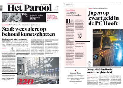 Het Parool – 05 december 2018