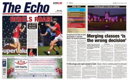 Evening Echo – November 09, 2020
