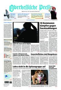 Oberhessische Presse Marburg/Ostkreis - 13. November 2018