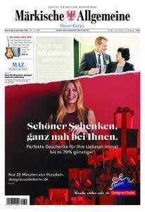 Märkische Allgemeine Dosse Kurier - 06. Dezember 2018