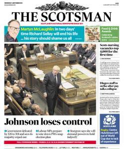 The Scotsman - 4 September 2019
