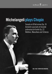 Arturo Benedetti Michelangeli plays Chopin (2006/1962)
