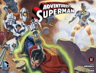 Adventures of Superman 051 2014 Digital