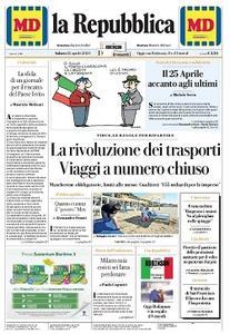 la Repubblica - 25 Aprile 2020
