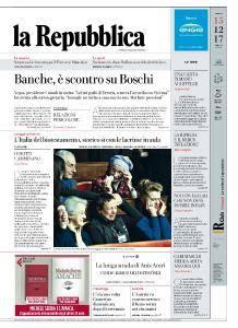 la Repubblica - 15 Dicembre 2017