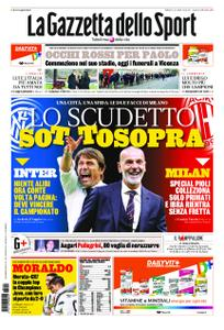 La Gazzetta dello Sport Roma – 12 dicembre 2020