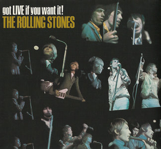 The Rolling Stones - Got Live If You Want It! (1966) [ABKCO Remaster 2002] PS3 ISO + Hi-Res FLAC