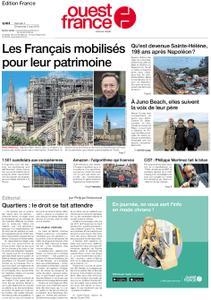 Ouest-France Édition France – 04 mai 2019