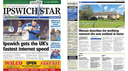 Ipswich Star – February 17, 2021