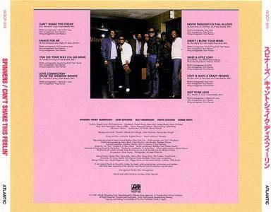 Spinners - Can't Shake This Feelin' (1981) {2010 Rhino/Atlantic Japan}