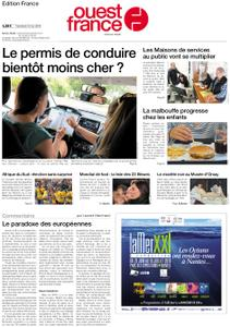 Ouest-France Édition France – 03 mai 2019