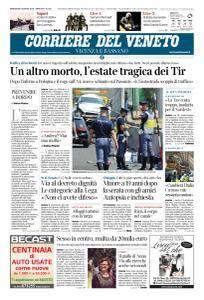 Corriere del Veneto Vicenza e Bassano - 8 Agosto 2018