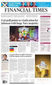 Financial Times UK – 13 December 2019