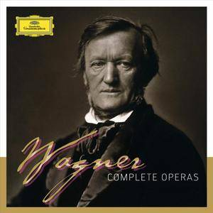 Wagner - Complete Operas (Limited Edition): Box Set Series 43CDs (2013) Re-up