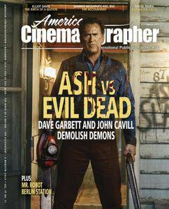 American Cinematographer - November 2016