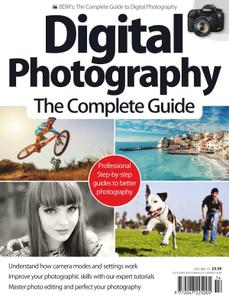Digital Photography Complete Manual – September 2019