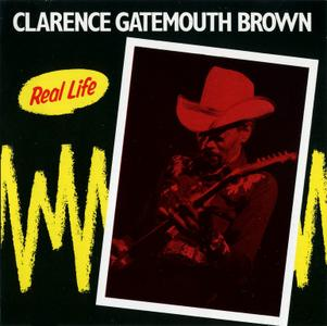 "Clarence ""Gatemouth"" Brown - Real Life (1987)"