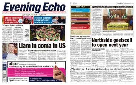 Evening Echo – October 23, 2018