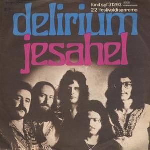 Delirium - Jesahel (1972) Original IT Pressing - EP/FLAC In 24bit/96kHz