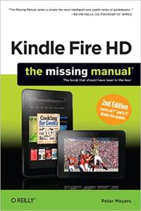 Kindle Fire HD: The Missing Manual (Repost)