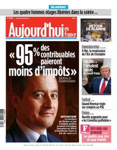 Aujourd'hui en France – 08 mai 2019