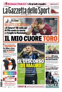 La Gazzetta dello Sport Roma – 28 marzo 2019