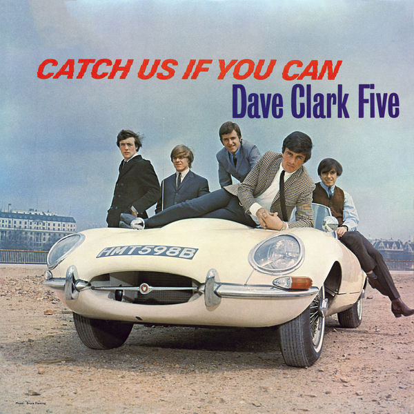 The Dave Clark Five - Catch Us If You Can (1965/2019) [Official Digital Download 24/96]