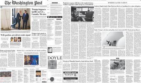 The Washington Post – June 01, 2018