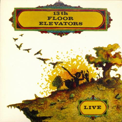 The Thirteenth Floor Elevators - The Albums Collection (2011) [4CD Box Set] RE-UP