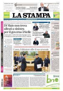 La Stampa Torino Provincia e Canavese - 7 Marzo 2018