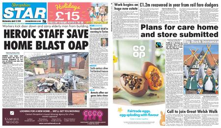 Shropshire Star Shrewsbury Edition – April 17, 2019
